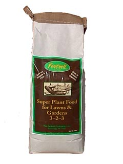 GRANULAR ORGANIC SUPER LAWN and GARDEN - 10LBS